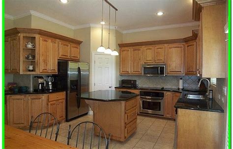 kitchen bright colors room colour paint green kitchens with oak to cabinets interior color ideas