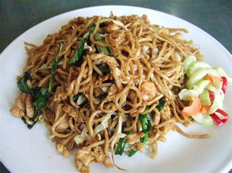 mie goreng recipe indonesian stir fried noodles