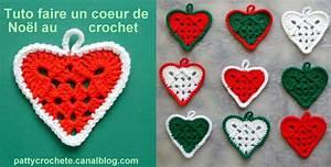 Tuto Sapin De Noel Au Crochet : tutos d cos de no l au crochet page 2 ~ Farleysfitness.com Idées de Décoration