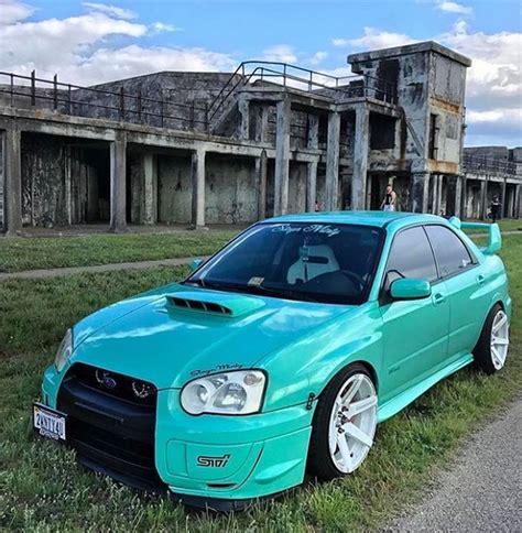 subaru custom cars subaru wrx sti cool pictures mobmasker