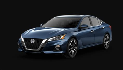 nissan altima sv colors redesign release date