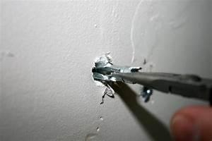 Comment Mettre Une Cheville Molly : comment enlever une cheville m tal molly blog conseils ~ Dailycaller-alerts.com Idées de Décoration
