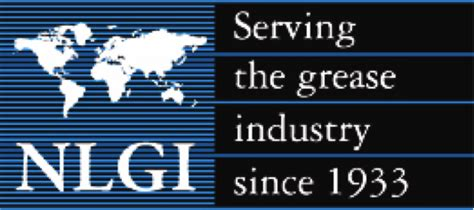 nlgi serving  grease industry
