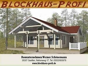 Holzhäuser Aus Finnland : holzh user in blockbauweise formstabile blockh user als ~ Michelbontemps.com Haus und Dekorationen