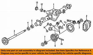 Gm Oem Rear Differential