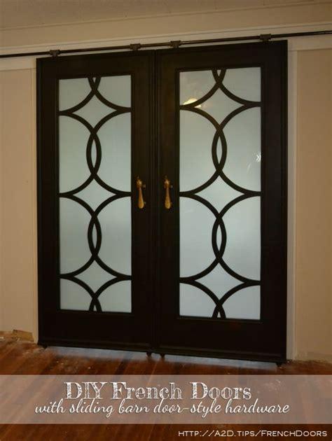 sliding cabinet door track hardware barn door project my finished sliding barn door style doors
