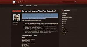 best resources for learning wordpress development design With create your own wordpress theme from an html template