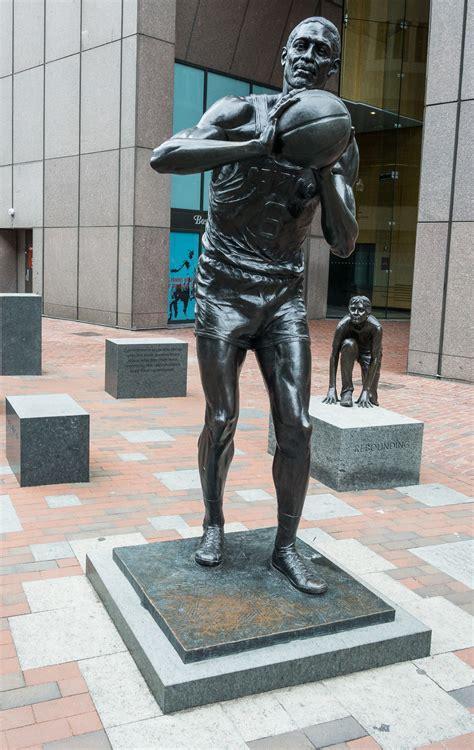 Statue Of Bill Russell Wikipedia