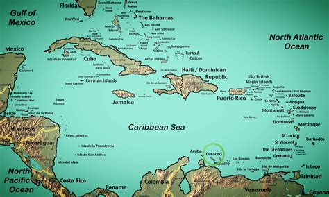 curacao world map partistunisie