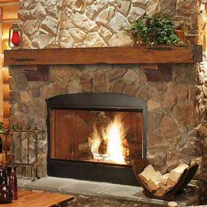 Shenandoah Fireplace Mantel Shelf - Home Accents