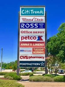 Office Depot Metairie by Hammond La Sign Company Near Me Alternative Signs
