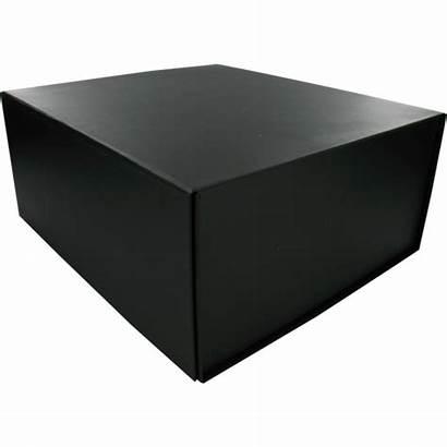 Geschenkdoos Magneetsluiting Zwart Karton Dozen Geschenkdozen Geschenken