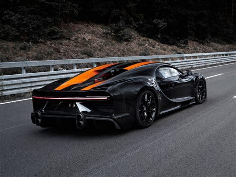 No es ningún secreto que cr7 es un amante de los coches más exclusivos. Pura adrenalina: los 10 coches más rápidos que llegaron en 2019 - Clicacoches