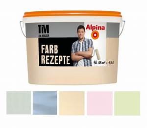 Brillux Wandfarbe Test : alpina badfarbe alpina farbrezepte in liter innenfarbe wandfarbe alle farben with alpina ~ Watch28wear.com Haus und Dekorationen