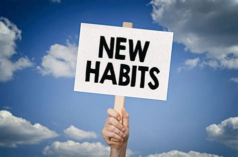 3 Easy Ways to Develop New Habits - Epstein & White ...