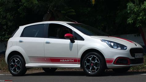Fiat Scorpion by The White Scorpion Fiat Abarth Punto Page 7 Team Bhp