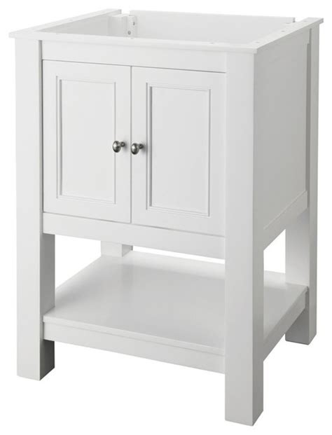 18 inch bathroom sink foremost gazette 24 inch x 18 inch vanity cabinet only in