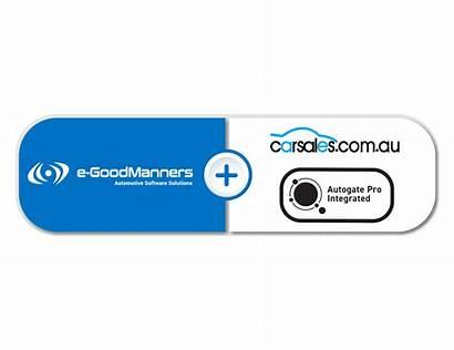 Carsales Goodmanners Autogate Integration