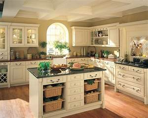 country kitchen decorating ideas dgmagnetscom With tips for kitchen color ideas