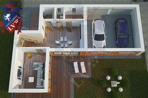 energy efficient housing Archives - Log Cabins LV Blog