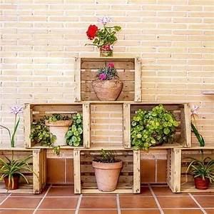 Caisse De Jardin : d corer son ext rieur avec des caisses en bois je veux ~ Teatrodelosmanantiales.com Idées de Décoration