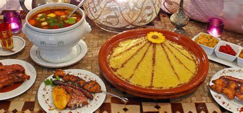 menu cuisine marocaine restaurant l 39