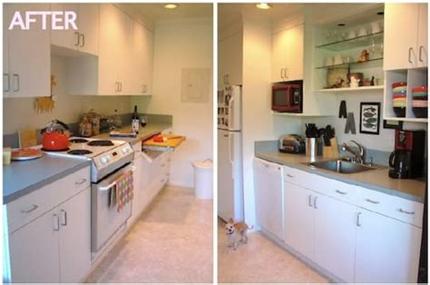 quick inexpensive kitchen