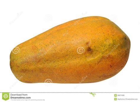 how to tell if a papaya is ripe ripe papaya royalty free stock image image 30971006