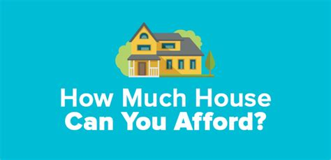 can i afford a house 3 simple steps to determine how much house you can afford