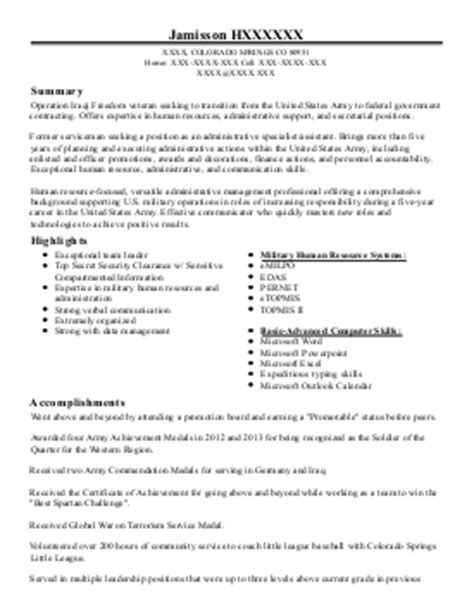 Resume Sles Generator Technician by Generator Mechanic Resume Exle Us Army Cedar Park