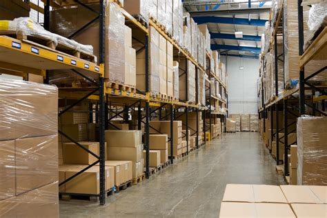 wars house how barcodes are affecting warehouse evolution