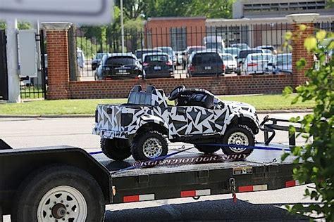ford   power wheels torture test ford truckscom