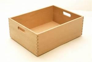 Beistelltisch 40 X 40 : holzkiste holzbox aus buche lackiert 40 x 30 x 15 cm ebay ~ Bigdaddyawards.com Haus und Dekorationen