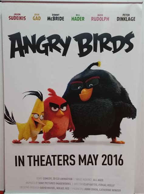 The Angry Birds Movie 2 Liscecing Expo