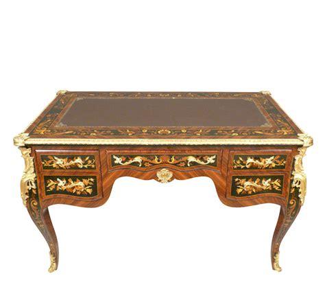 bureau louis bureau louis xv mobilier de style meubles déco