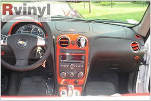 Dash Kit Decal Auto Interior Trim Chevy Hhr 2006