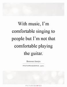 Playing Guitar ... Guitar Singing Quotes