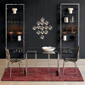 Whirly hanging candleholder cb2 contemporary candle for Kitchen colors with white cabinets with whirly hanging candle holder