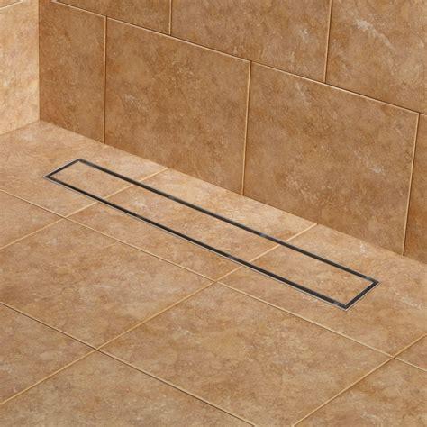 linear drain bathroom sink cohen linear shower drain bathroom