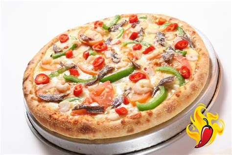 lover s seafood pizza