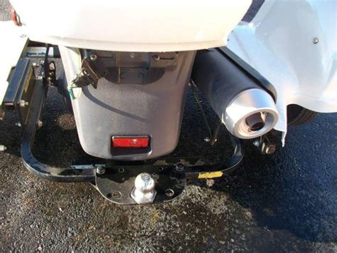 Buy 2009 Suzuki Burgman 650 With Ultimate Trike Kit On