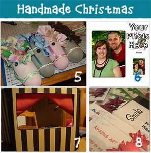 Handmade Christmas Gift Ideas diy} Tip Junkie