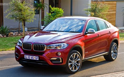 Who Are All The Bmw Suvs For?