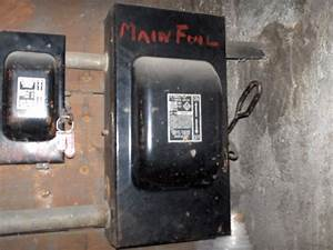 Old House Fuse Box