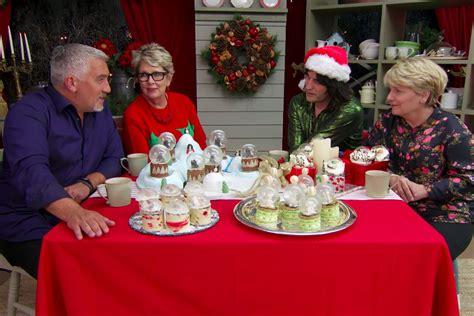 great british baking show holidays cast rob billington