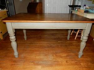 A Table Restoration - Refinishing with Chalk Paint