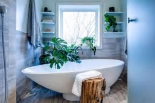 badewanne rustikal pflanzen im badezimmer hinweise für die richtige wahl und pflege