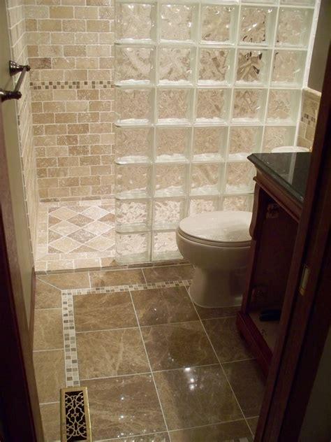 glass bathroom tile ideas impressive glass block shower decorating ideas