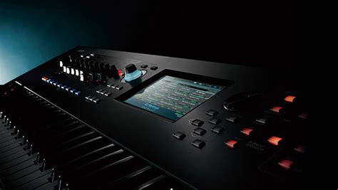 yamaha montage flagship synth teased