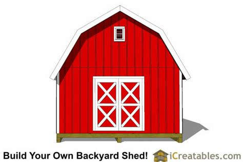 shed plans 16x20 16x20 gambrel shed plans 16x20 barn shed plans